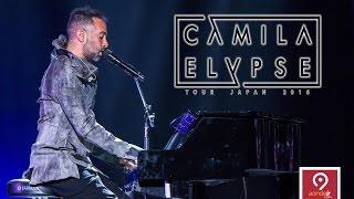 CAMILA ELYPSE - TOUR JAPAN 2016  - www.aondeir.com
