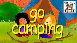 Milly Molly | Go Camping | S1E9