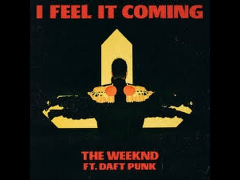 The Weeknd - I Feel It Coming ft Daft Punk (Lyrics) mp3