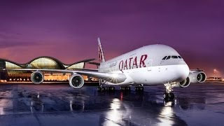 Qatar Airways Boarding Music - Autumn 2015 (11 full tracks)