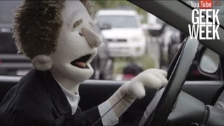 Get In The Car! - Geek Week Interactive Adventure