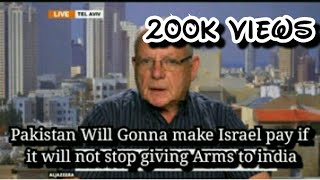 Pakistan can make israel pay well !!! (Israeli Analyst)