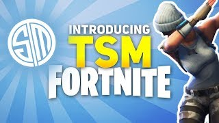 Introducing TSM Fortnite