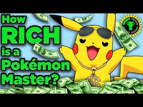 Game Theory How RICH is a Pokemon Master