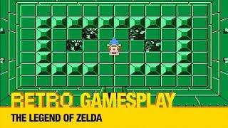 Retro GamesPlay: The Legend of Zelda