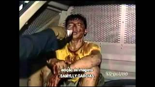 FRANCISCO SAMPA E O TRAVESTI ARREPENDIDO ROTA 22  TV DIARIO  CEARA