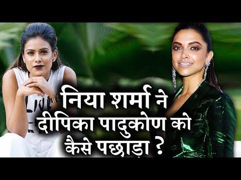 Xxx Mp4 Reveals HOW Nia Sharma Beats Deepika Padukone 3gp Sex