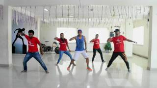 Blockbuster Video Song | Sarrainodu | Allu Arjun | dance choreography