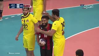 الاتفاق-الاهلي/الدوري البحريني لكرة اليد 2018-2019