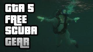 GTA 5: How To Get Free Scuba Gear