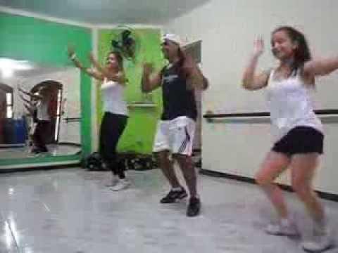 Coreografia da música Fio dental Garota Safada Prof° Luciano Dance