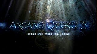 Arcane Quest 3 - Heroes presentation trailer