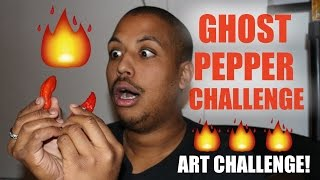 GHOST PEPPER x Art Challenge!