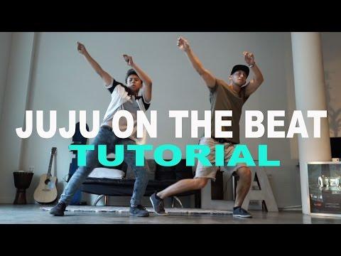 JUJU ON THE BEAT Dance TUTORIAL Matt Steffanina x Kenneth San Jose