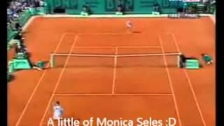 لحظات مضحكة في كرة التنس