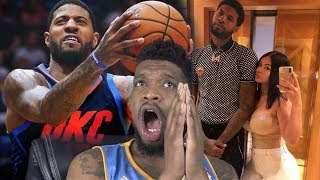 PAUL GEORGE IS MVP ON AND OFF THE COURT! THUNDER vs PELICANS HIGHLIGHTS