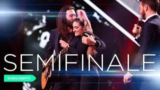 X Factor in 3 minuti: Semifinale