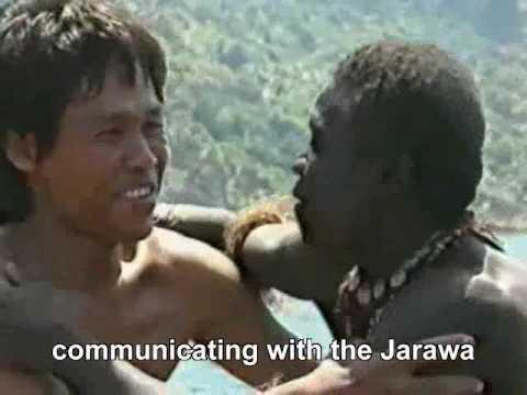 Andaman Islands - Jarawa tribe