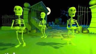 Thriller animation (retro music)