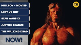 Hellboy, Star Wars, Justice League - ComicBook NOW!