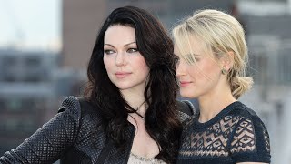 Taylor Schilling and Laura Prepon Talk OITNB Ending