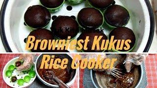 Cara Membuat Browniest Kukus Rice Cooker Tanpa Mixer