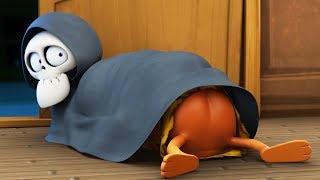 Funny Animated Cartoon | Spookiz | Exposed! Literally! | 스푸키즈 | Kids Cartoon | Kids Movies