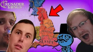 We Try To Save England But It Almost Goes Very Wrong (CK2)