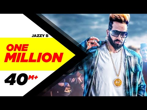 Xxx Mp4 One Million Full Video Jazzy B Ft DJ Flow Latest Punjabi Song 2018 Speed Records 3gp Sex