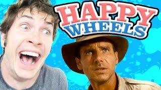 INDIANA JONES - Happy Wheels