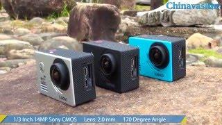 SJ9000 Wi-Fi HD Action Camera Review - Chinavasion