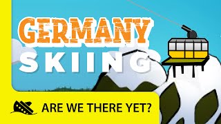 Germany: Skiing - Travel Kids in Europe