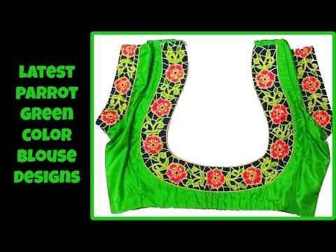 Xxx Mp4 Latest Parrot Green Blouse Designs 3gp Sex