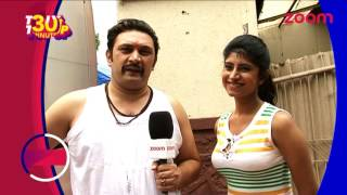 Wrestling Competition In 'Badi Door Se Aaye Hai'