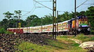 International Train from Bangladesh to India | Inaugural Run | Khulna - Kolkata MAITREE Express