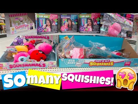 Xxx Mp4 6 BRANDS OF SQUISHIES AT TARGET KARINA GARCIA BATH BOMB LIP KIT 3gp Sex