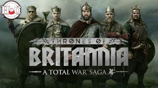 Total War Saga: THRONES OF BRITANNIA Announcement
