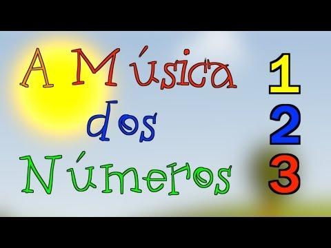 GUGUDADA A Música dos Números animação infantil