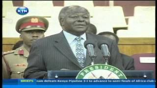 Kibaki's best moments of laughter as President