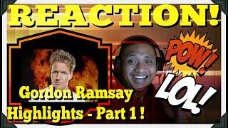 Gordon Ramsay Uncensored Rapid Fire Highlights 1 Reaction Hawaii