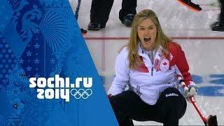 Curling - Women's Semi-Final - Great Britain v Canada | Sochi 2014 Winter Olympics