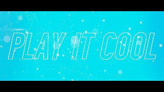 PLAY IT COOL - Megan Nicole (Lyric Video)