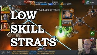 Cable Boss AQ Map 5 Tips   Marvel Contest of Champions