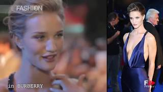 Super Model ROSIE HUNTINGTON-WHITELEY by Fashion Channel