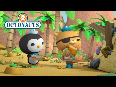 Octonauts Clean Up The Beach