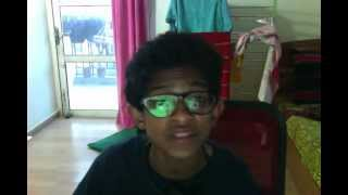 Indian Kid Rapping Lose Yourself by Eminem