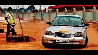 4W Bangalore Autocross 2014 | Part-III | Team46 Racing | RallyNRace