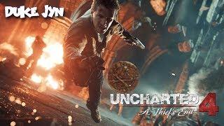 Uncharted 4 El Desenlace del Ladron Película Completa Español