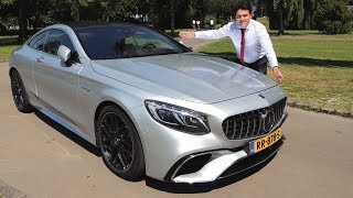 2019 Mercedes S Class Coupe - NEW Full Review AMG S63 4MATIC + Interior Exterior Infotainment