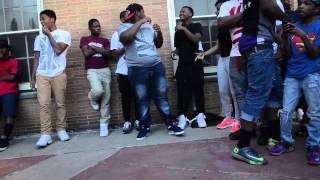 Dance Off Cypher - Rahway NJ 2k15